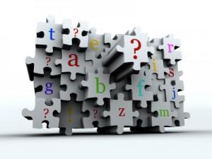 Puzzle latters